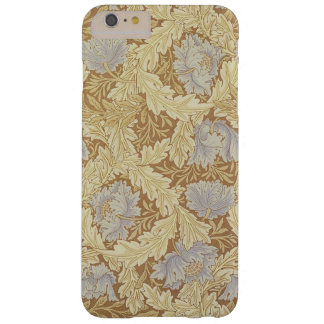 William Morris Bower Design Floral Vintage Art Barely There iPhone 6 Plus Case