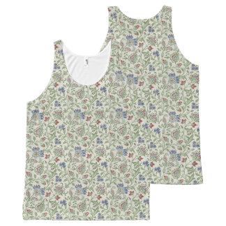 William Morris Brentwood All-Over-Print Tank Top