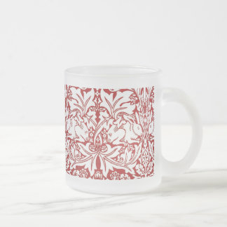 William Morris - Brer Rabbit Frosted Glass Coffee Mug