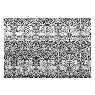 William Morris Brother Rabbit Pattern Placemat