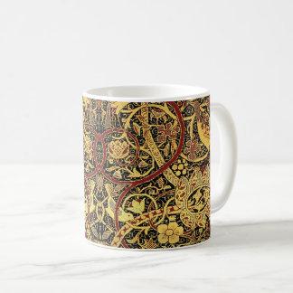 William Morris Bullerswood Tapestry Floral Art Coffee Mug