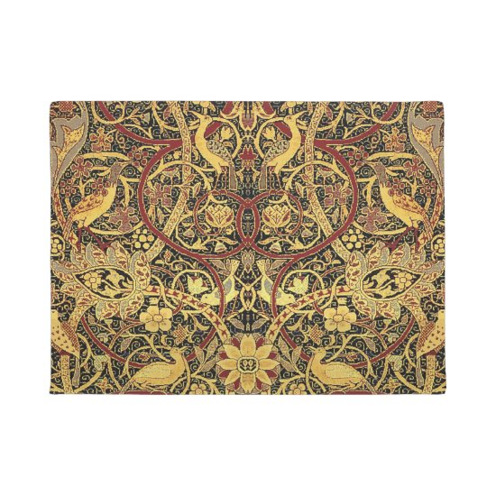William Morris Bullerswood Tapestry Floral Art Doormat