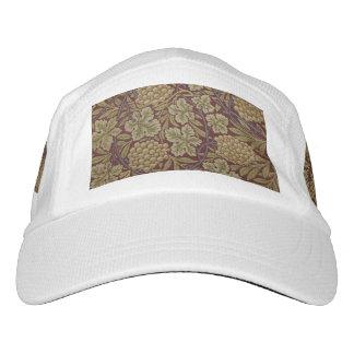 William Morris Classic Vine Floral Wallpaper Headsweats Hat