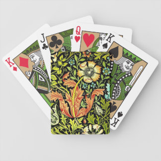 "William Morris ""Compton"" Bicycle Playing Cards"