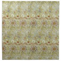 William Morris Corncockle Pattern Napkin