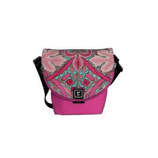 """""""William Morris"""" Courier Bags"""