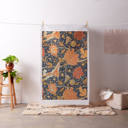 William Morris Cray Floral Art Nouveau Pattern Fabric