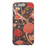 William Morris Cray Vintage Floral Barely There iPhone 6 Case