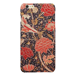 William Morris Cray Vintage Floral Glossy iPhone 6 Plus Case