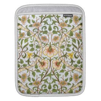 William Morris Daffodil Pattern iPad Sleeve