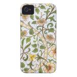 William Morris Daffodil Pattern iPhone 4 Case