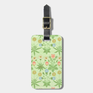 William Morris Daisy Tags For Bags
