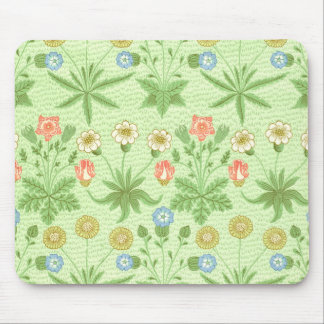 William Morris Daisy Mouse Pad