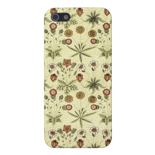William Morris delicate floral pattern Case For iPhone SE/5/5s
