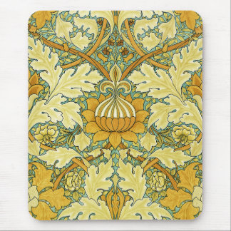William Morris Design #11 Mouse Pad