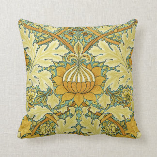 William Morris Design #11 Throw Pillow