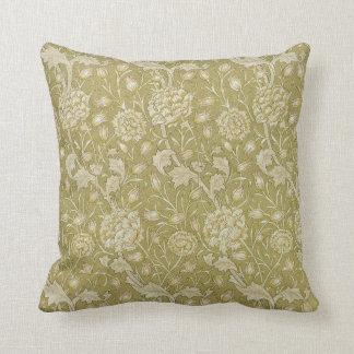 William Morris Design #6 Throw Pillow