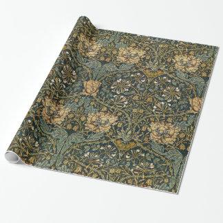 William Morris Design #7 at SusieJayne Wrapping Paper