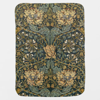 William Morris Design #7 Baby Blanket
