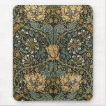 William Morris Design #7 Mouse Pad