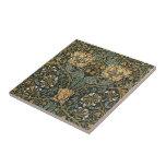 "William Morris Design #7 Tile<br><div class=""desc"">Vintage Victorian era designs by William Morris.</div>"