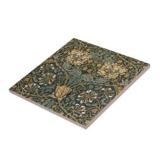 William Morris Design #7 Tile
