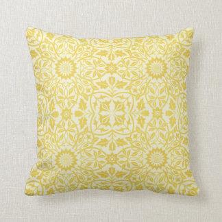 William Morris Design #8 Pillow