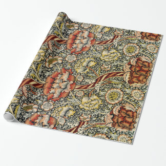 William Morris Design #9 at SusieJayne Wrapping Paper