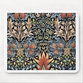 William Morris Design Mouse Pad