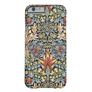 William Morris - diseño de Snakeshead Funda Para iPhone 6 Barely There