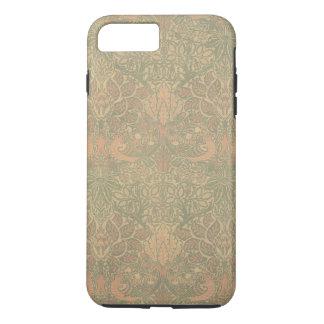 William Morris Dove and Rose Pattern iPhone 7 Plus Case