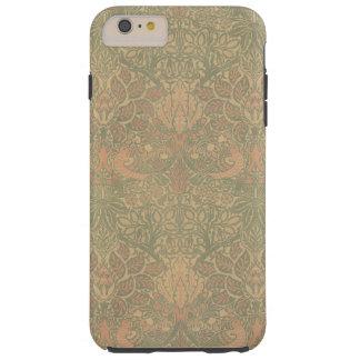 William Morris Dove and Rose Pattern Tough iPhone 6 Plus Case
