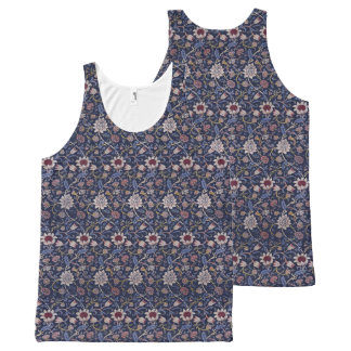 William Morris Evenlode All-Over All-Over Print Tank Top