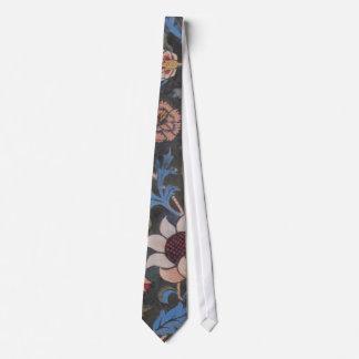 William Morris Evenlode Textile Pattern Neck Tie