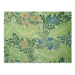 William Morris Fern Design Postcard