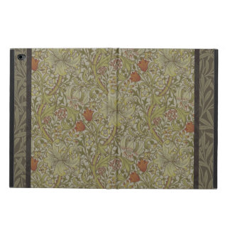 William Morris Floral lily willow art print design Powis iPad Air 2 Case