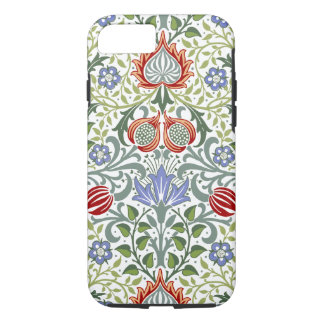 William Morris Floral Persian Vintage Pattern iPhone 8/7 Case