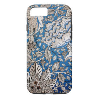 William Morris Floral Wallpaper Design Vintage Art iPhone 8/7 Case