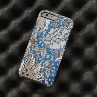 William Morris Floral Wallpaper Design Vintage Art Tough iPhone 6 Case