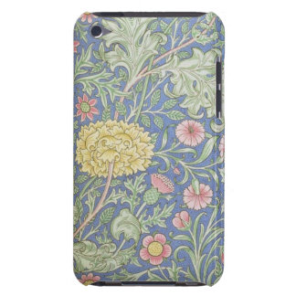 William Morris Floral Wallpaper, designed in 1890 Barely There iPod Cover