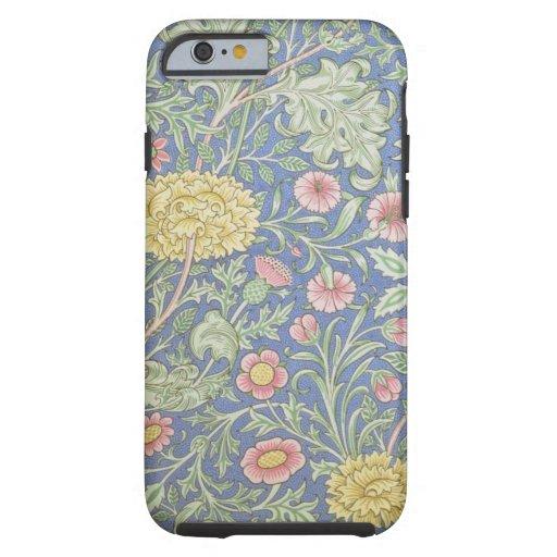 William Morris Floral Wallpaper, designed in 1890 iPhone 6 Case