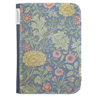 William Morris Floral Wallpaper, designed in 1890 Kindle Cases
