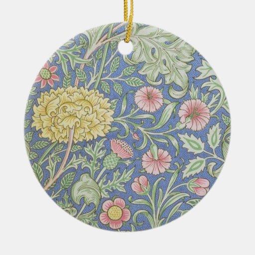William Morris Floral Wallpaper, designed in 1890 Ornament