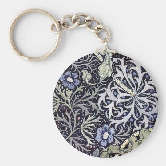 William Morris - Flowers Keychain