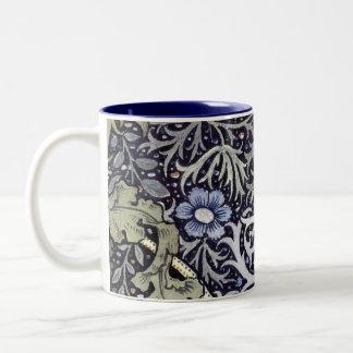 William Morris Flowers Mugs