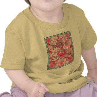 William Morris Foral Pattern Vintage T-Shirt