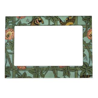 William Morris Garden Magnetic Picture Frame