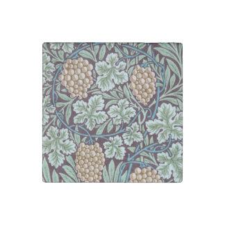 William Morris Stone Magnet
