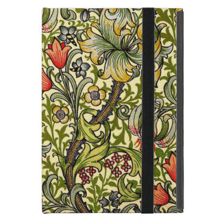 William Morris Golden Lily Covers For iPad Mini