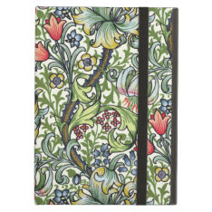 William Morris Golden Lily Floral Chintz Pattern Case For Ipad Air at Zazzle